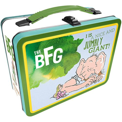 Roald Dahl The BFG Gen 2 Fun Box Tin Tote