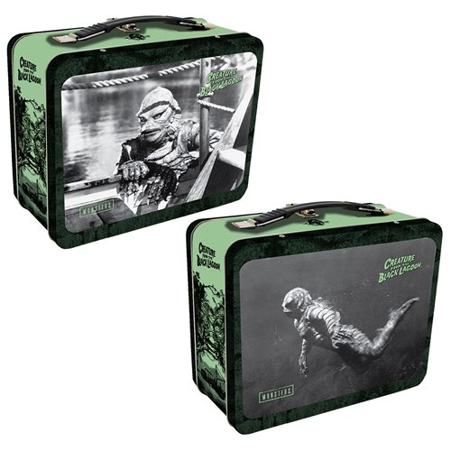 Universal Monsters Creature from the Black Lagoon Tin Tote