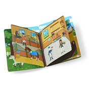 Melissa & Doug Riding Club Puffy Sticker Activity Book