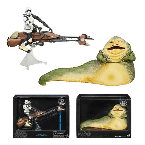 Star Wars The Black Series 6-Inch Deluxe Action Figures Wave 1