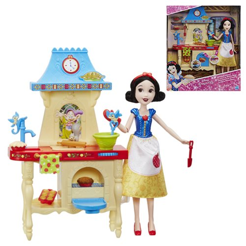 Disney Princess Stir 'n Bake Kitchen Playset