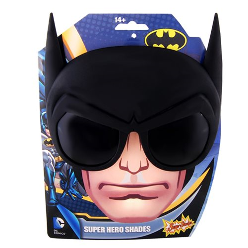 Batman Mask Sun-Staches