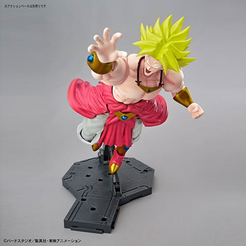 Dragon Ball Z Legendary Super Saiyan Broly Figure-rise Standard Model Kit