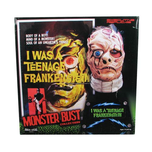 I Was a Teenage Frankenstein Bust