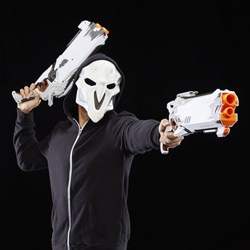 Overwatch Nerf Rival Reaper Blaster Collector Pack
