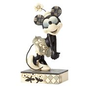 Disney Traditions Minnie Mouse Get a Horse Good Hearted Gal Statue