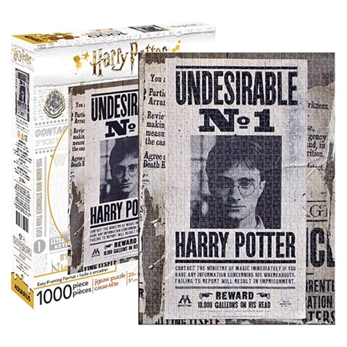 Harry Potter Undesirable No. 1 1,000-Piece Puzzle