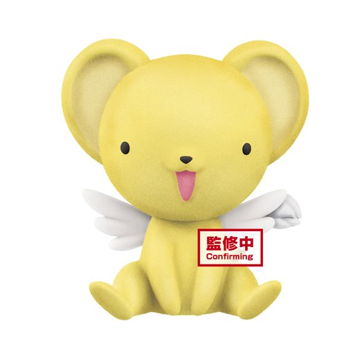 Cardcaptor Sakura Clear Card Fluffy Puffy Kero Statue