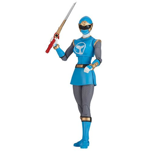Power Rangers Ninja Storm Legacy Blue Ranger Action Figure