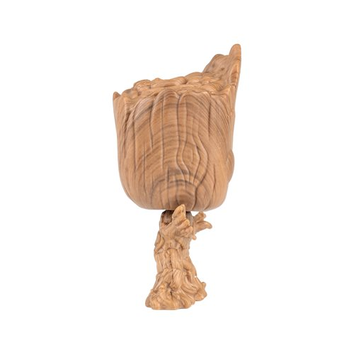 Guardians of the Galaxy Groot Wood Deco Pop! Vinyl Figure - Entertainment Earth Exclusive