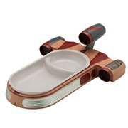 Star Wars Landspeeder Lunch Plate