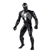 Spider-Man Black Version Marvel Secret Wars Jumbo Action Figure