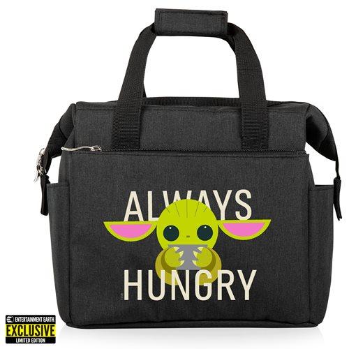 Star Wars Mandalorian Grogu Hungry Lunch Bag - EE Excl.
