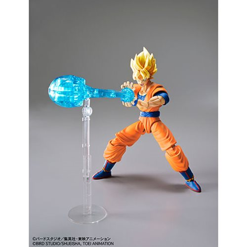 Dragon Ball Z Super Saiyan Son Goku Figure-rise Standard Model Kit