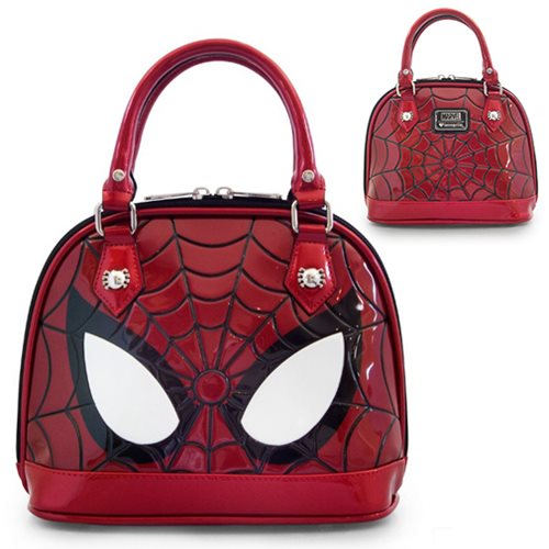 Spider-Man Eyes Mini Dome Purse