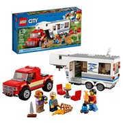 LEGO City Great Vehicles 60182 Pickup and Caravan