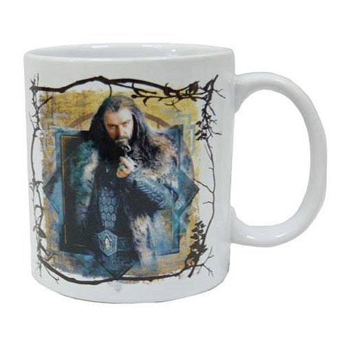 The Hobbit An Unexpected Journey Thorin Oakenshield 16 oz. Mug