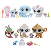 Littlest Pet Shop Pet Family Packs Wave 1 Set
