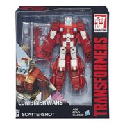 Transformers Generations Combiner Wars Scattershot Figure, Not Mint