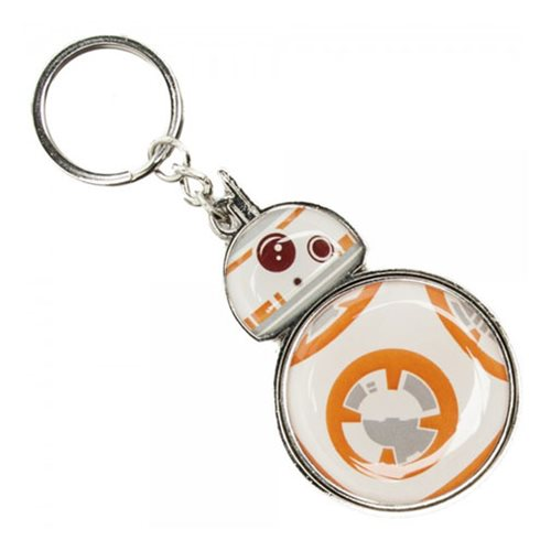 Star Wars The Force Awakens BB-8 Key Chain