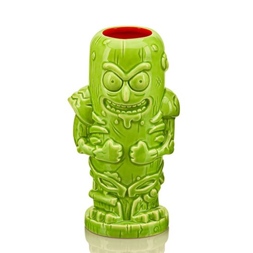 Rick and Morty Pickle Rick 14 oz. Geeki Tikis Mug