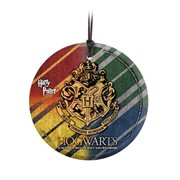 Harry Potter Hogwarts StarFire Prints Hanging Glass Ornament