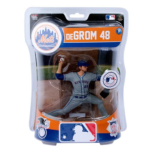 MLB New York Mets Jacob DeGrom 6-Inch Action Figure