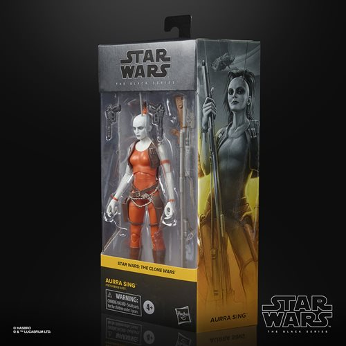 Star Wars The Black Series 6-Inch Action Figures Wave 5 Case of 8