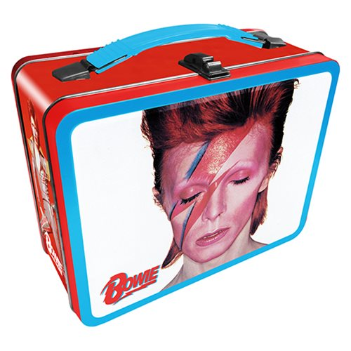 David Bowie Aladdin Sane Gen 2 Fun Box Tin Tote