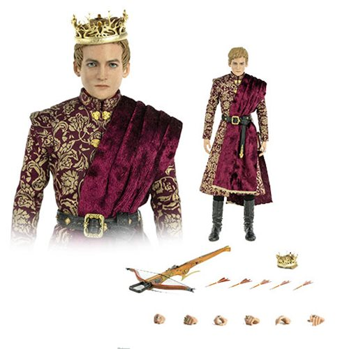 Game of Thrones King Joffrey Baratheon 1:6 Scale Action Figure