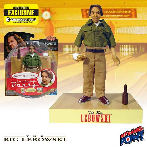 The Big Lebowski Talking Donny Action Figure - Convention Exclusive