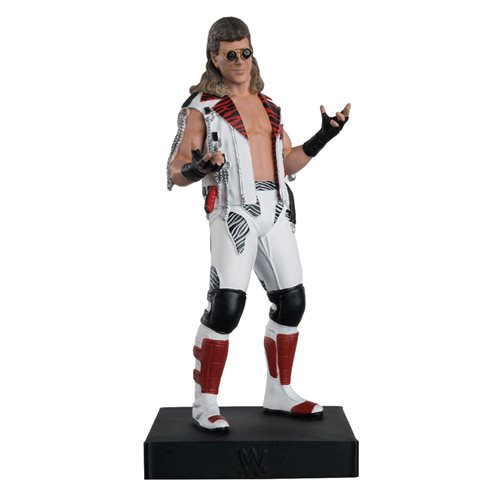 WWE Championship Collection Shawn Michaels Statue with Collector Magazine