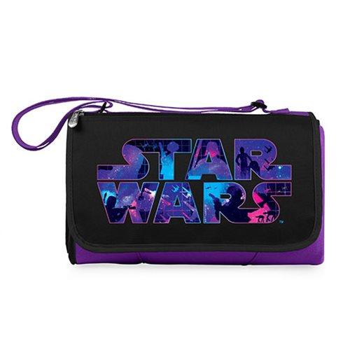 Star Wars Logo Picnic Blanket
