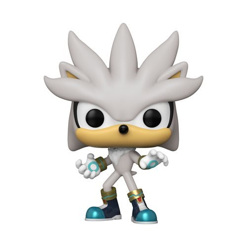 Sonic the Hedgehog 30th Anniversary Silver Pop! Vinyl Figure