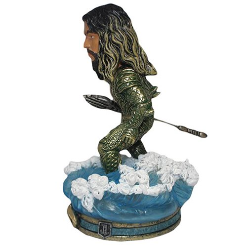 Justice League Movie Aquaman Bobble Head