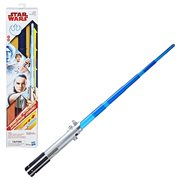 Star Wars Rey (Jedi Training) Force Action Electronic Lightsaber