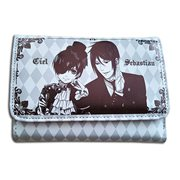 Black Butler 2 Sebastian and Ciel Girl Wallet