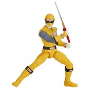 Power Rangers Ninja Storm Legacy Yellow Ranger Action Figure