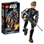 LEGO Star Wars Rogue One 75119 Constraction Sergeant Jyn Erso