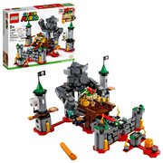 LEGO 71369 Super Mario Bowser's Castle Boss Battle Expansion Set