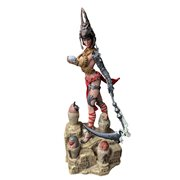 Fantasy Figure Collection Historical Goddess Collection Anubis Resin Statue