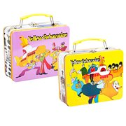 Beatles Yellow Submarine Vintage Large Tin Tote
