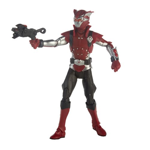 Power Rangers Beast Morphers Cybervillain Blaze 6-Inch Action Figure