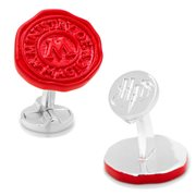 Harry Potter Ministry of Magic Wax Stamp Cufflinks