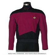 Star Trek: The Next Generation Command Burgundy Premier Line Tunic