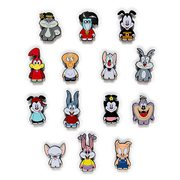 Tiny Toon Adventures and Animaniacs Pin Series Random 4-Pack