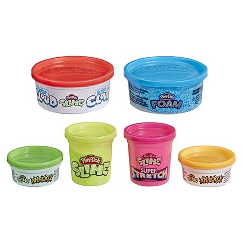 Play-Doh Variety Pack Sampler Set
