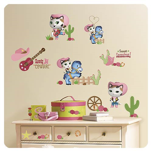 Sheriff Callie's Wild West Peel and Stick Wall Decals