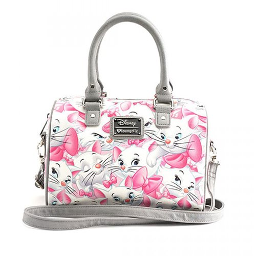 The Aristocats Marie Print Duffle Purse