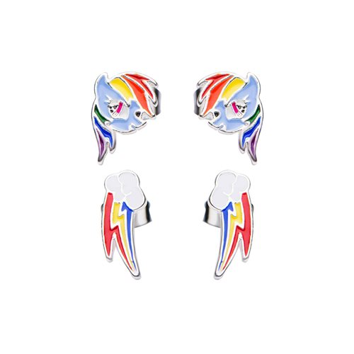 My Little Pony Rainbow Dash Earring 2-Pack